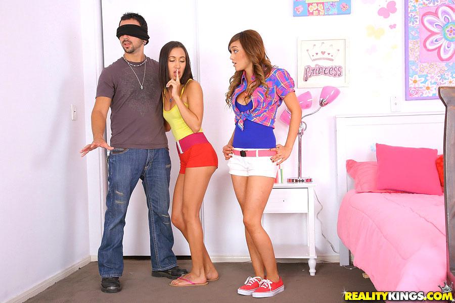 Cheating Her Boyfriend Dorm